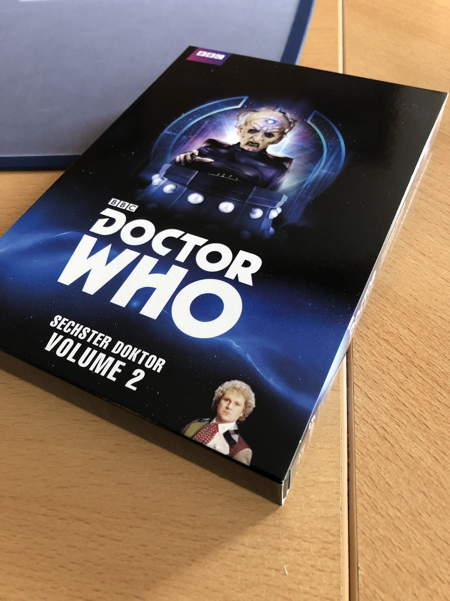 RT @Whoview_de: Ein neuer Beitrag im #Whoview: Rezension | Doctor Who – Animated Double Feature Collection | DVD & Blu-ray | #DoctorWho #Dr…
