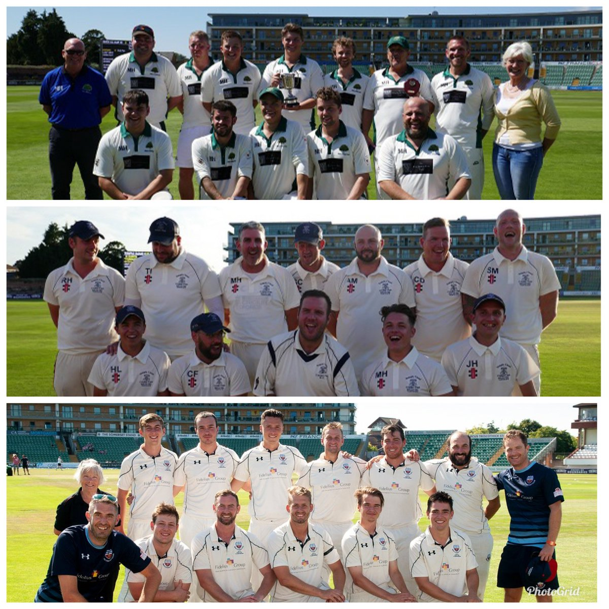 test Twitter Media - #ThrowbackThursday to last summer when @TrullCC 2's, @bathcricket & @Templecloud were all victorious at SCB KO Cup Finals Day  🏆🏆🏆  ➡️https://t.co/W6U1ZGZFjU  🏏Could this be your club in 2019?  ✍️Enter now ➡️https://t.co/YTlE2HOCqA  #RoadToTaunton #SCBKoCups #SomersetCricket https://t.co/0sOLMPwVCt