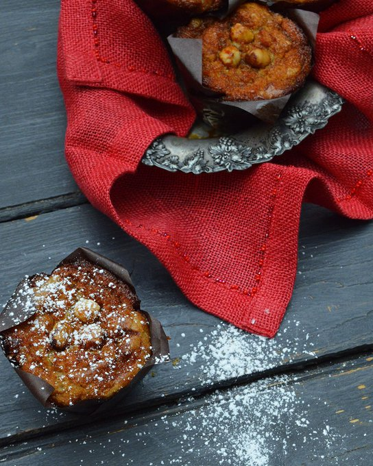 Did you know we make a seasonal muffin each season that is completely Vegan? The perfect excuse to drop in.