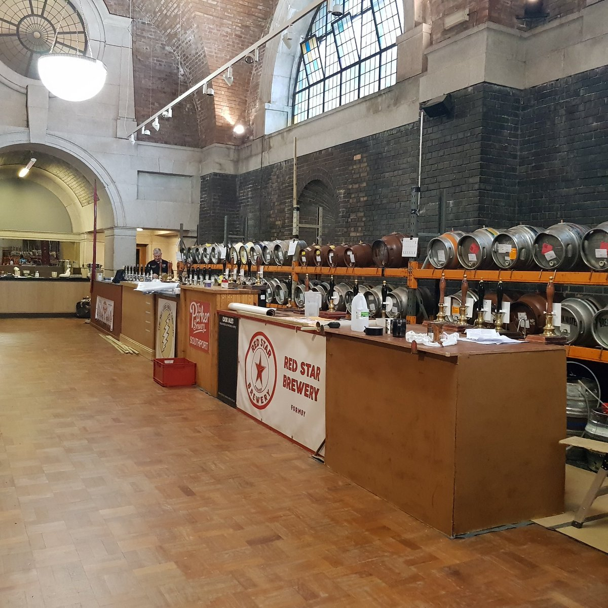 test Twitter Media - The Liverpool Beer Festival opens its doors today! Are you visiting the Metropolitan Cathedral Crypt to sample some of the 200+ beers, ciders and perries available? 🍻 @lbfCAMRA  Check out more information on their website 👉 https://t.co/ihKhBsFjbu @LiverpoolCAMRA https://t.co/H1SmC0KUkT