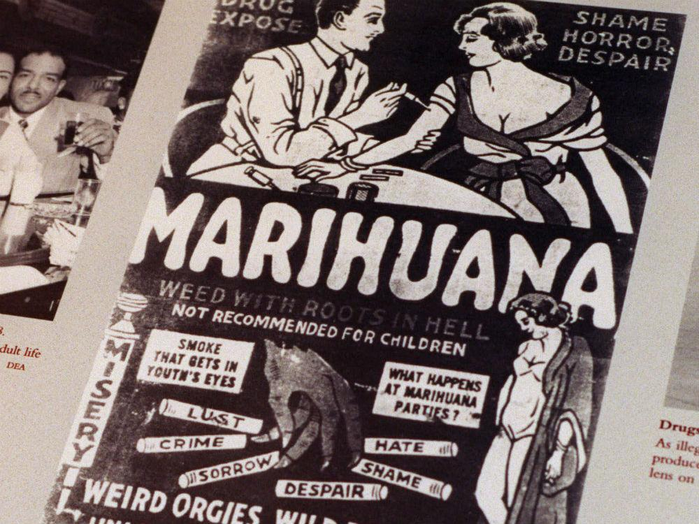 Why it's totally not racist to use the term 'marijuana'