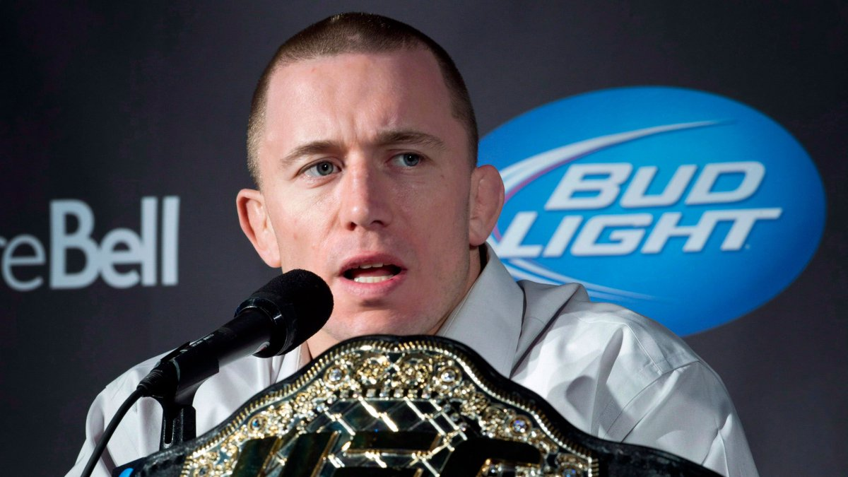 LIVE Soon: Georges St-Pierre to announce his retirement: