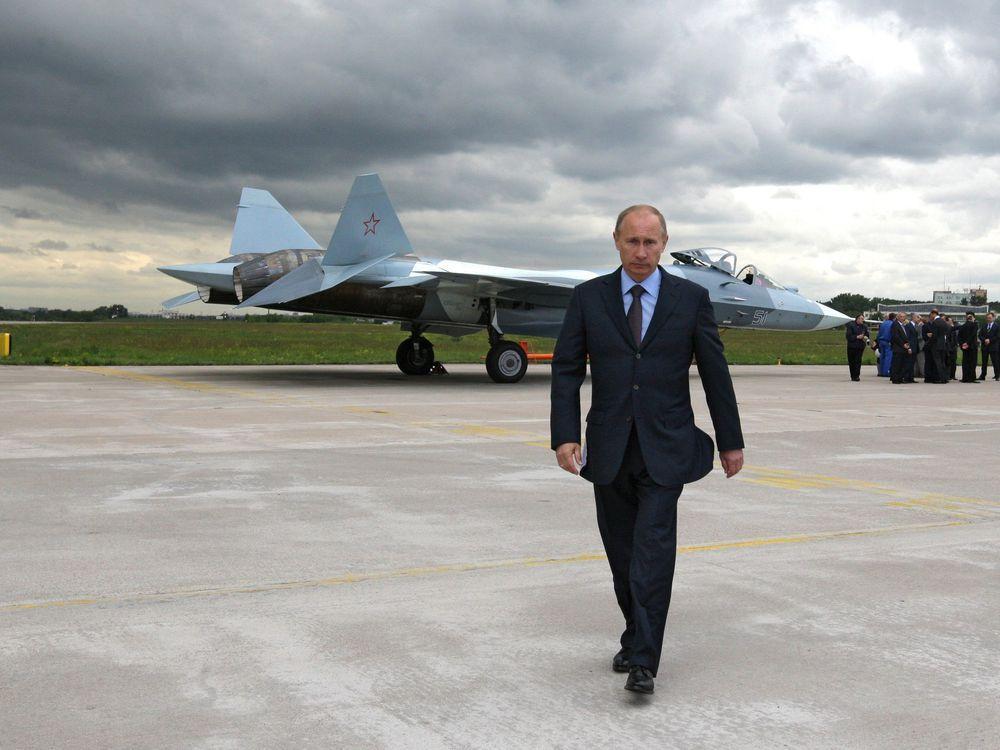 David J. Bercuson: How Russian President Vladimir Putin is keeping NATO alive
