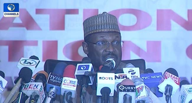 General Elections: INEC Insists APC Cannot Field Candidates In Zamfara, Rivers. https://t.co/hkxg0bPX6m https://t.co/Q1VaLF1tB0
