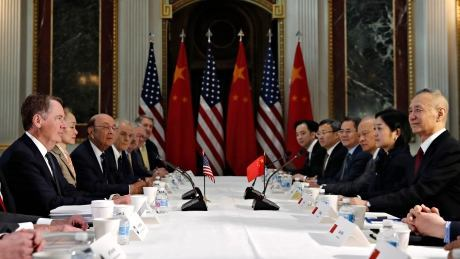 RT @CBCBusiness: U.S. and China resume trade talks in standoff over tech policy