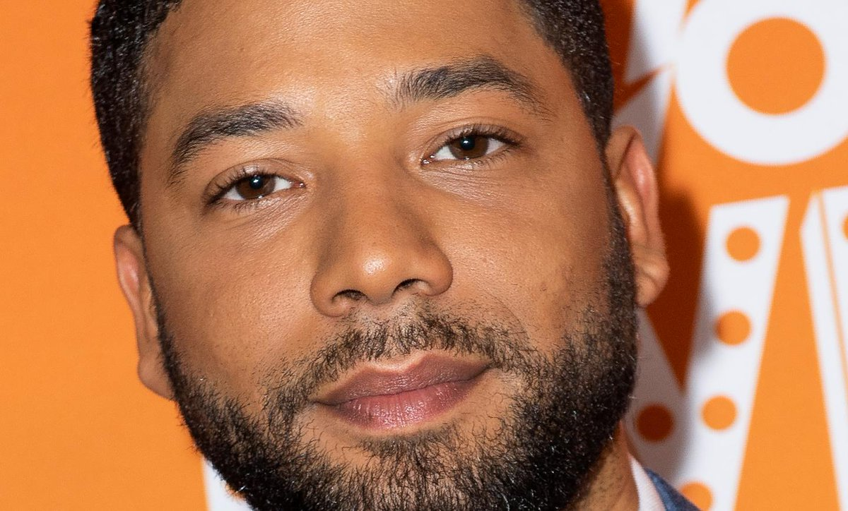 """Donald Trump accuses Jussie Smollett of making """"racist"""" comments: """"What about MAGA?"""""""