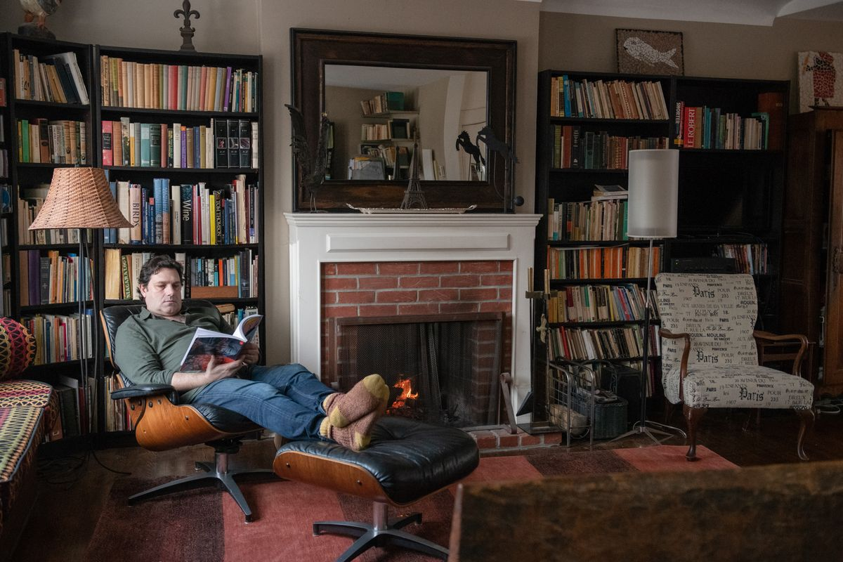 Favourite room: How to make inherited furniture the centrepiece of a space