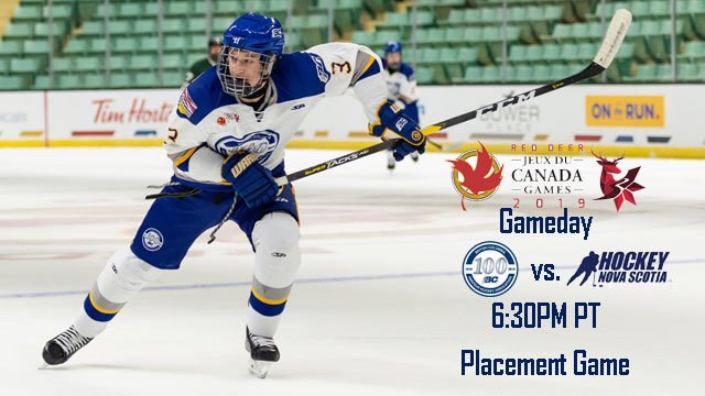 test Twitter Media - Gameday at the @2019CanadaGames   @BCHockey_MU16BC takes on @HockeyNSCWGMale at 6:30pm PT in a placement game to see who will battle for 5th place tomorrow.  #WeAreBC   Follow @BCHockey_MU16BC for live updates. https://t.co/HWfzK49OEv