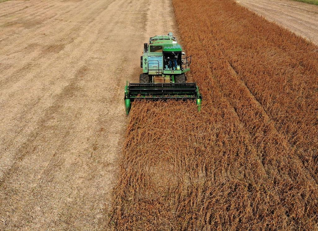 Trump's trade war is expected to harm U.S. farm exports by $1.9 billion in 2019