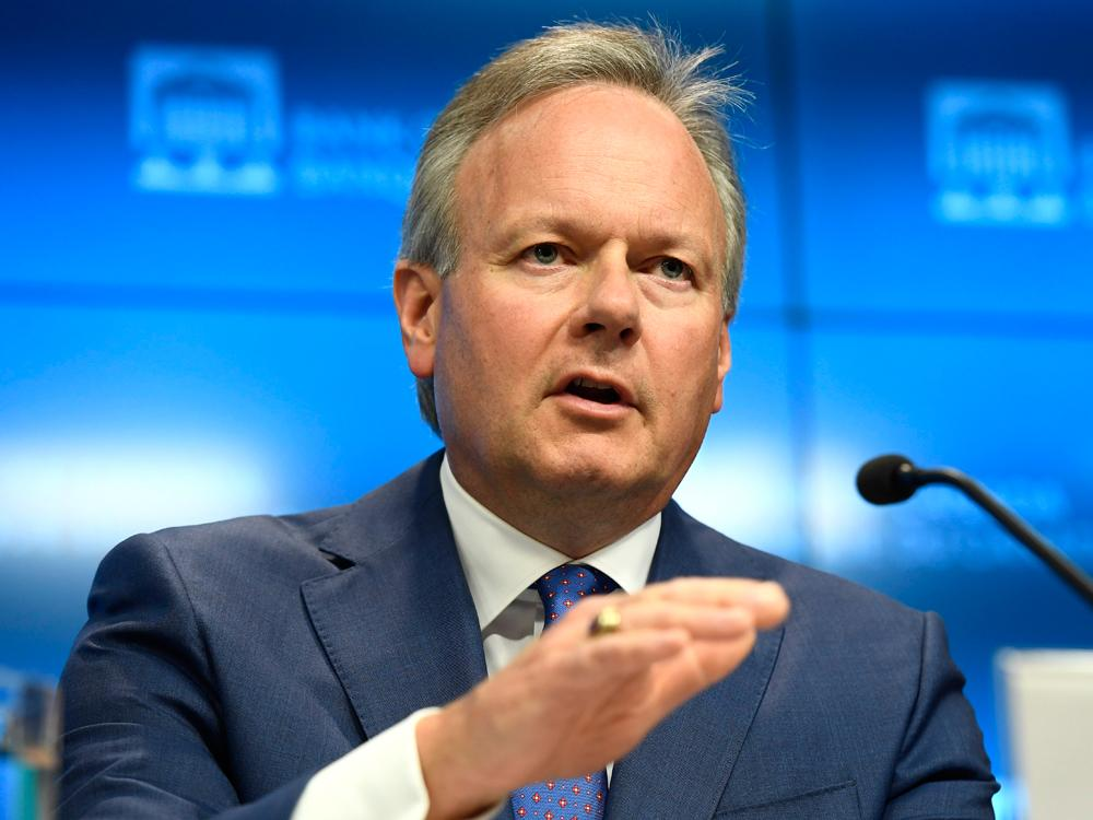Path back to neutral interest rates is 'highly uncertain,' Bank of Canada's Poloz says