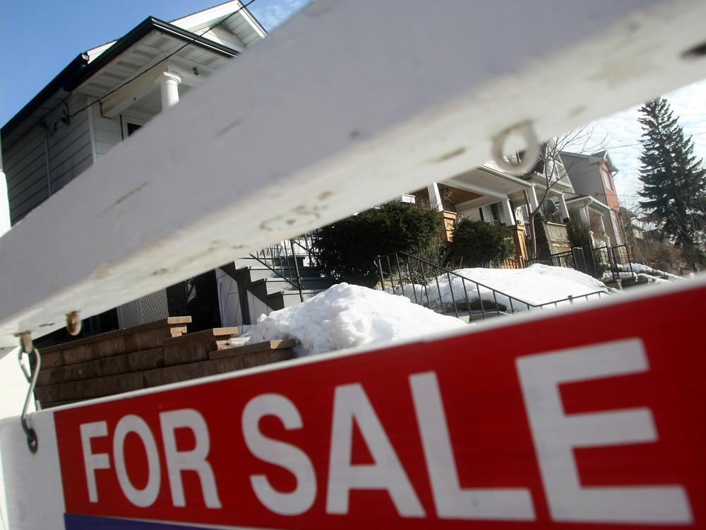 Deep freeze in housing market suggests mortgage rules have overshot their mark