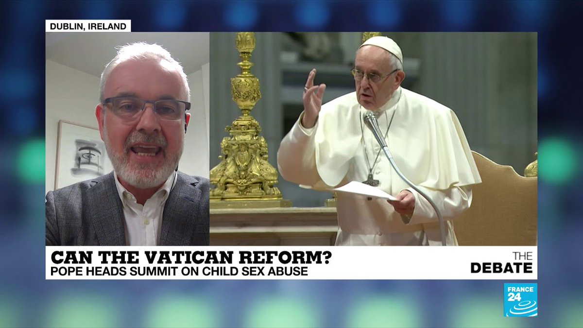 ?? 'The Pope needs to name the simple truth'