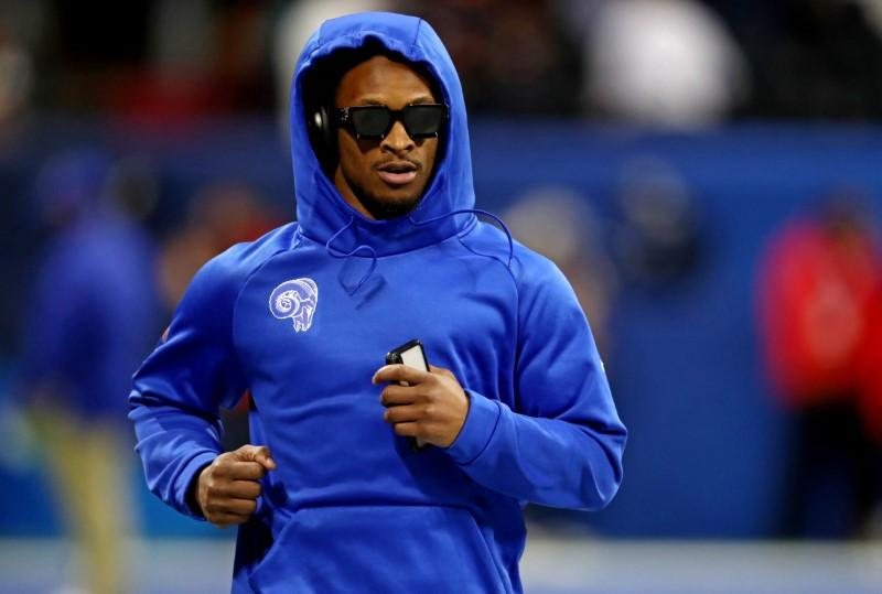 Source: NFL wants more info from Rams on Gurley's injury
