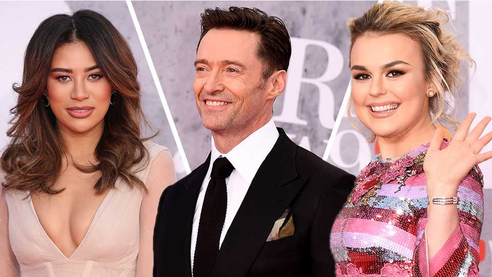 BRIT Awards 2019: The best red carpet