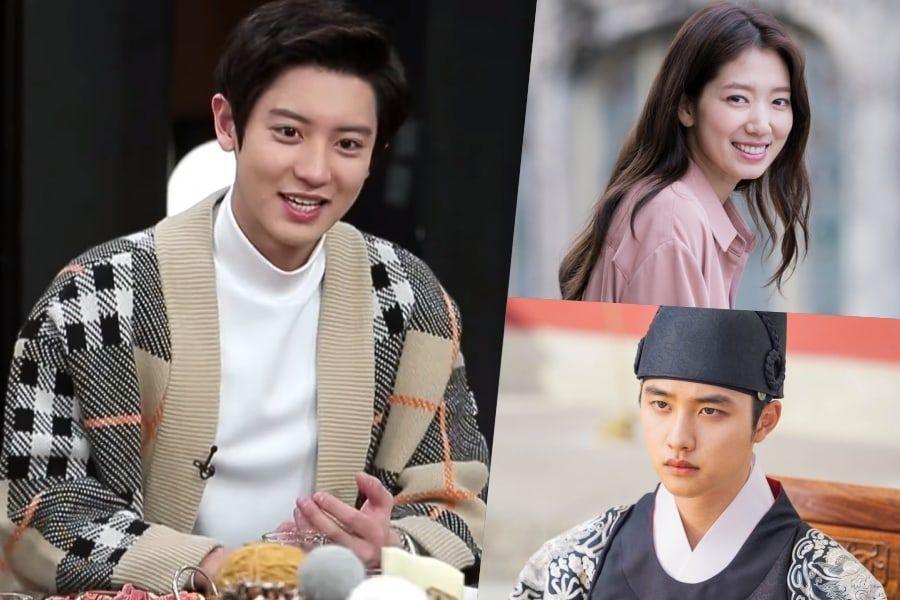 test Twitter Media - #EXO's #Chanyeol Can't Believe How Good Park Shin Hye's And D.O.'s Acting Skills Are https://t.co/YrccKGKMog https://t.co/PbMjzdaQAE