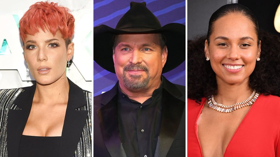 .@halsey, @garthbrooks & @aliciakeys to be honored at 2019 iHeartRadio Music Awards