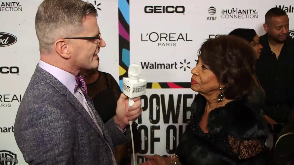 Maxine Waters doesn't think we can make sense of the Jussie Smollett situation at this point