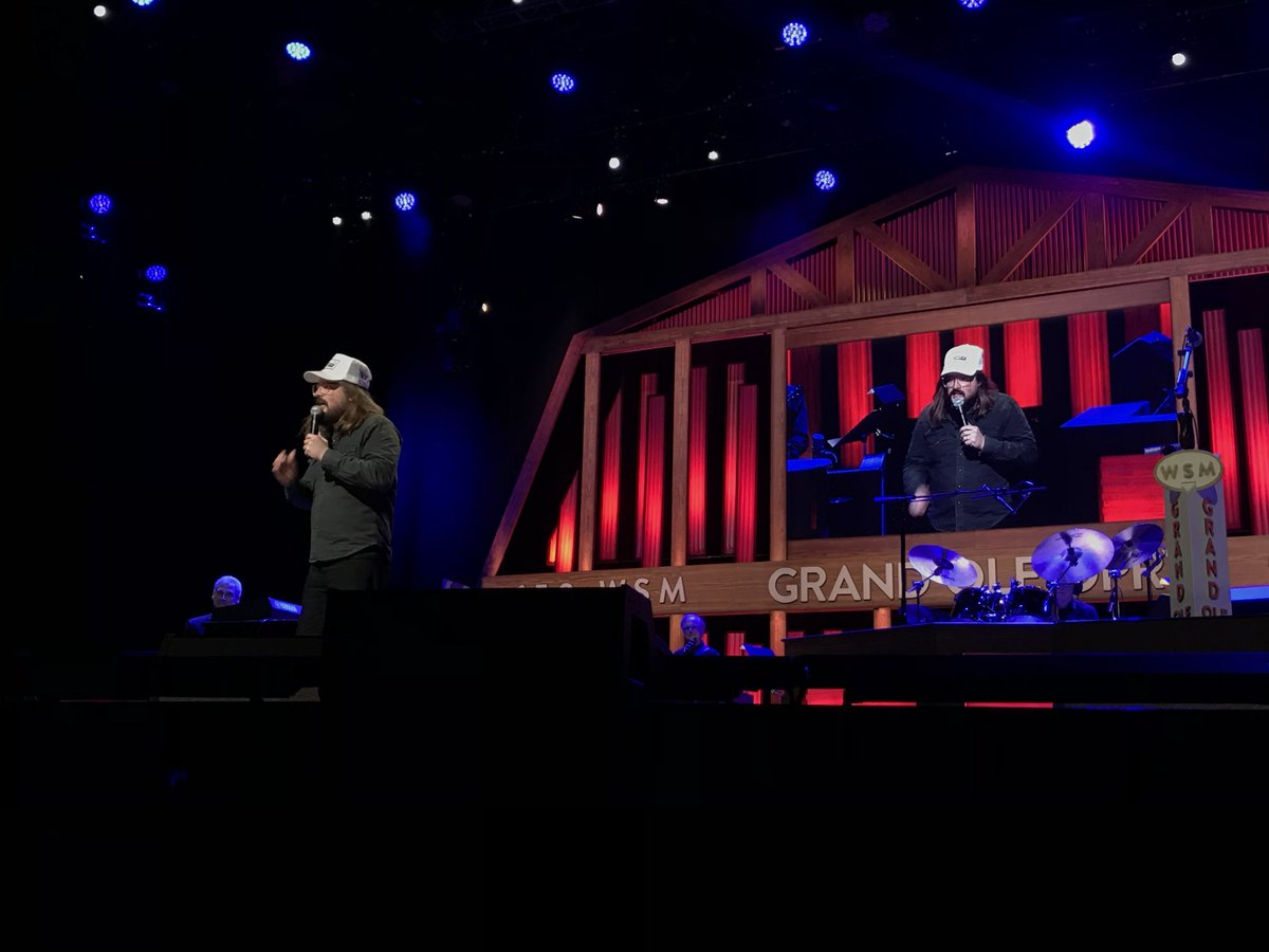 RT @opry: Your #OpryDebut night is always one you'll never forget. Happy first time, @dustyslay! https://t.co/YqYTTSjeCy