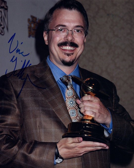 Happy Birthday, Vince Gilligan!