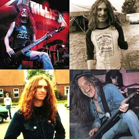 Cliff is one of my biggest inspirations for my riffs, happy birthday Cliff Burton