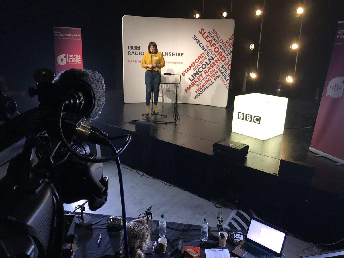 test Twitter Media - Half way through the talent contest  @BBCRadioLincs  #BeTheOne with more amazing performances this afternoon to be judged. https://t.co/muncDpOgsB
