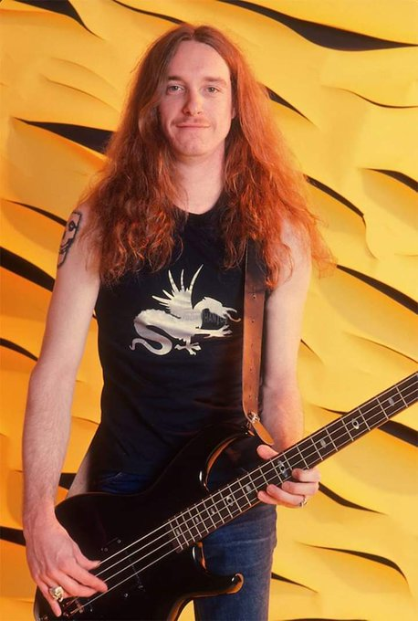 Happy 57th Birthday and R.I.P to absolute Cliff Burton of