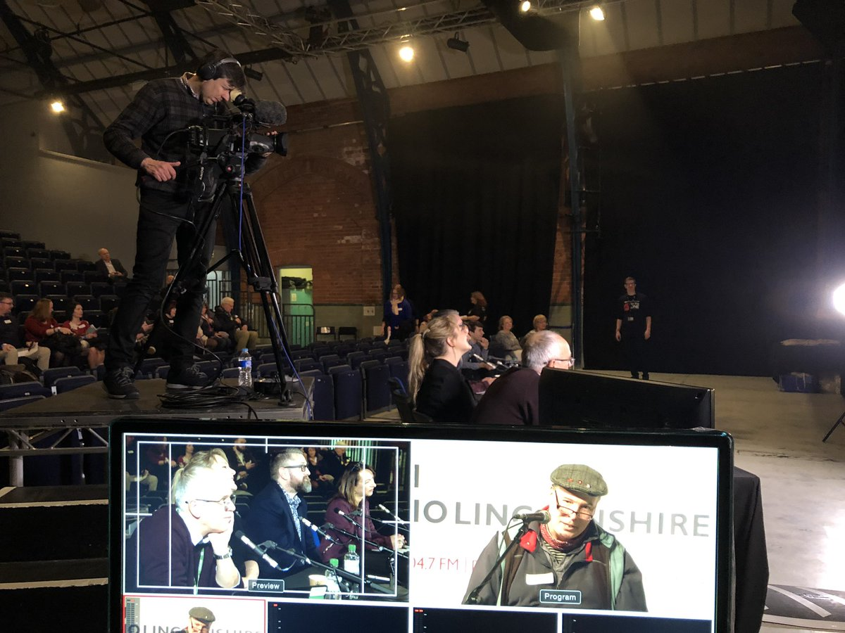 test Twitter Media - #BeTheOne in full swing @lincdrillhall for @BBCRadioLincs https://t.co/l42NTy9NT8