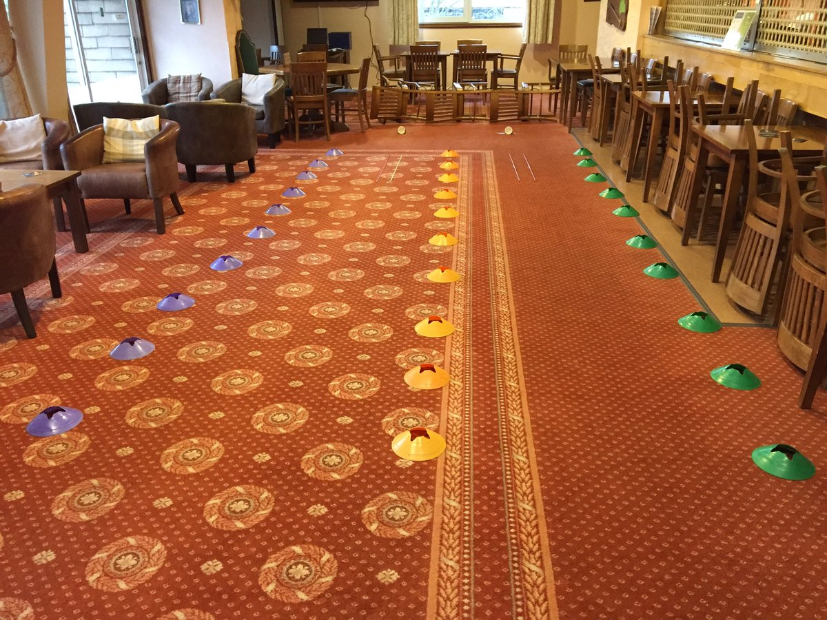 test Twitter Media - Fun weekend coaching the Awesome Ingestre Juniors. yesterday we were out on the putting green. today so we took putting inside Imagination is key! #GrowtheGame #MGSocial #WeLoveGolf #GetintoGolf @MidlandsGolfer @EnglandGolf @GolfRootsHQ @GirlsGolfRocks1 @staffsgolf @EGWomensGolf https://t.co/E5oaoGoHQv