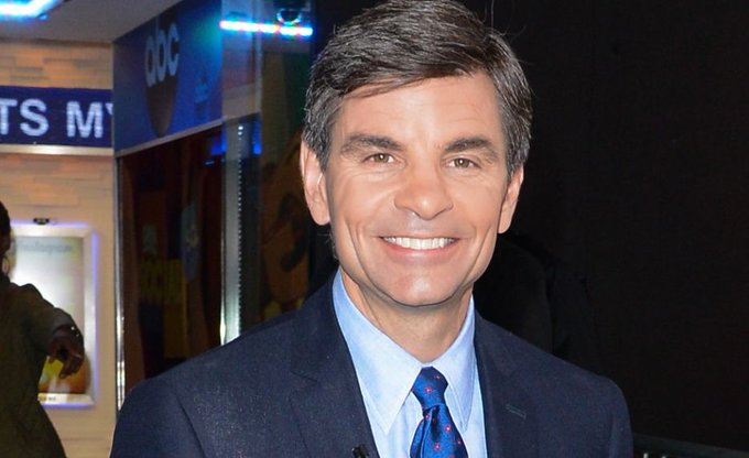 Happy 58th Birthday, George Stephanopoulos.  How do you like his work on
