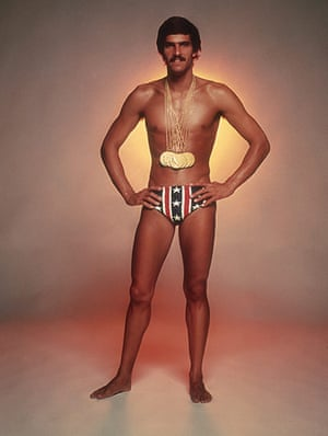 Mark Spitz Happy Feb 10 birthday!