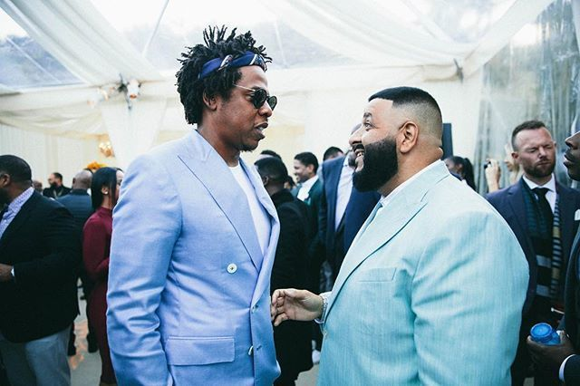 RT @thisis50: Here are the pics from the pre-Grammys Roc Nation brunch https://t.co/GGREfV7SR8 https://t.co/3u9hKkp05G