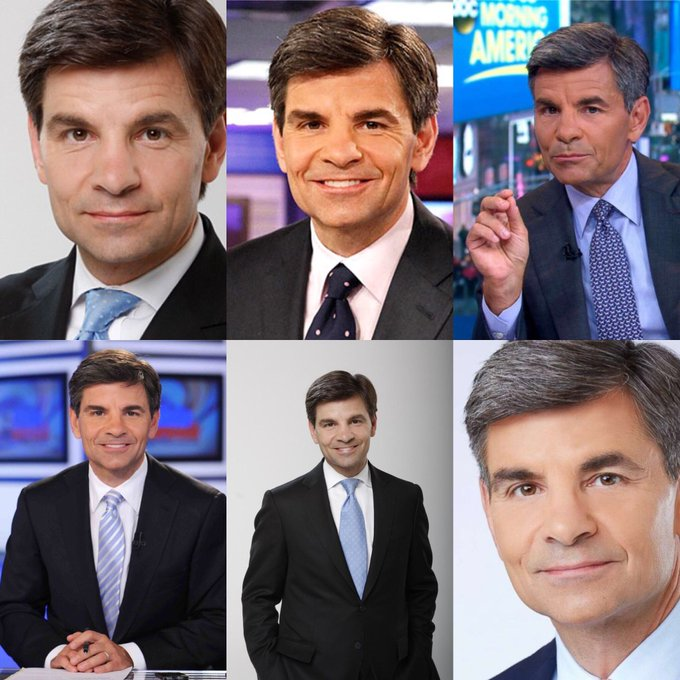 Happy 58 birthday To George Stephanopoulos .hope that he has a wonderful birthday.