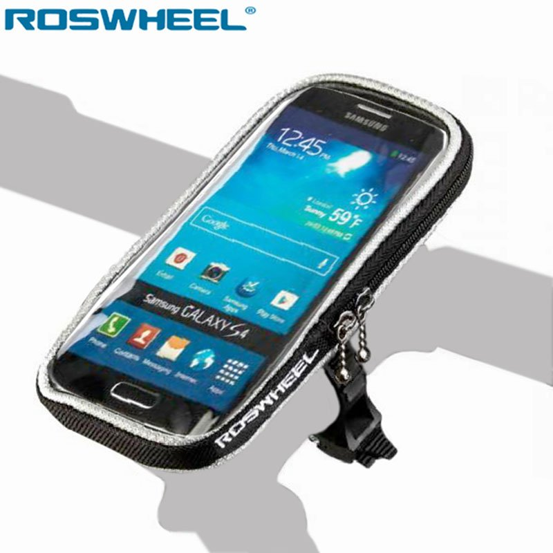 New post (ROSWHEEL Bicycle Mobile Phone Holder Case) has been published on Pc...