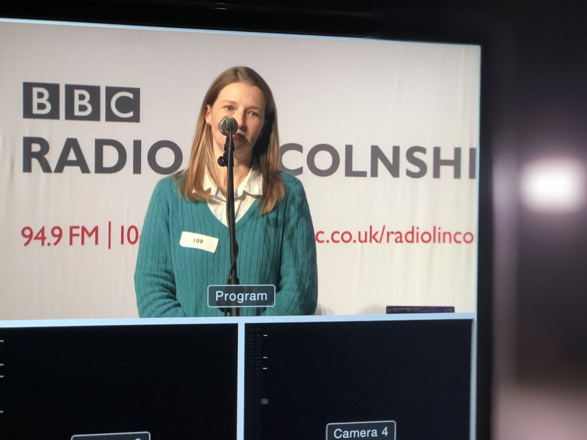test Twitter Media - Over 140 Lincolnshire residents are attempting to #BeTheOne - Radio Lincolnshire's newest presenter! Here's a few more faces @lincdrillhall https://t.co/3PCib3NgeK