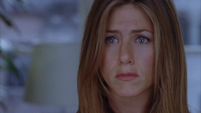 Jennifer Aniston turns 50 today, happy birthday! What movie is it? 5 min to answer!