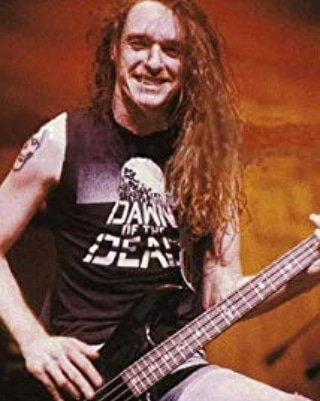 Happy Birthday to the late great Cliff Burton