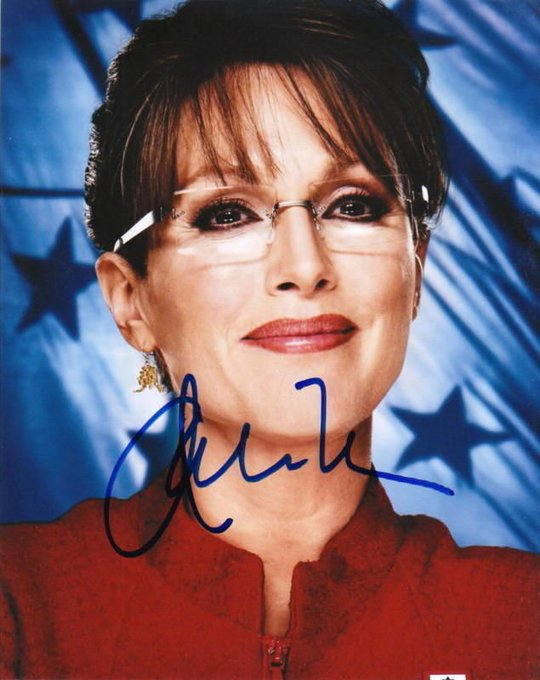 Happy Birthday, Sarah Palin!
