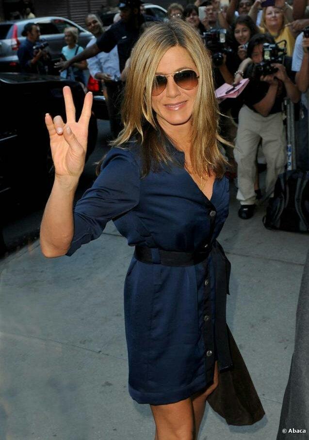 Officially happy birthday Jennifer Aniston