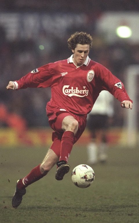 Happy birthday  Steve McManaman (born 11.2.1972) 1990-1999 LFC 364 games,66 goals