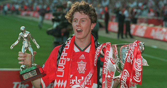Happy Birthday to Ex-Red Steve McManaman!