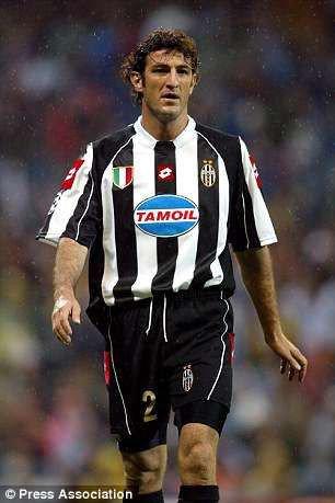 Happy Birthday Ciro Ferrara