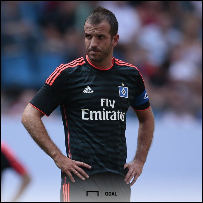 Happy Birthday, Rafael van der Vaart! Did he fulfil his potential?