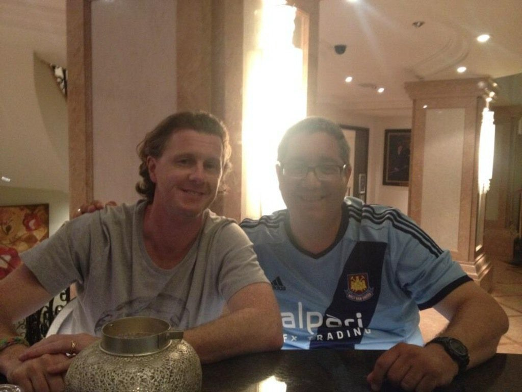 Happy 47th Birthday to former midfielder Steve McManaman have a great day my friend