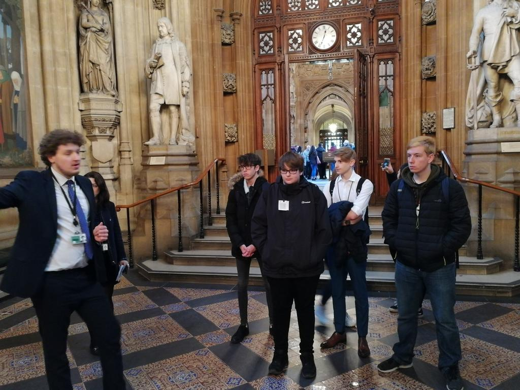 test Twitter Media - Y13 Travel & Tourism visit to the Palace of Westminster https://t.co/bIMDUGsjCG