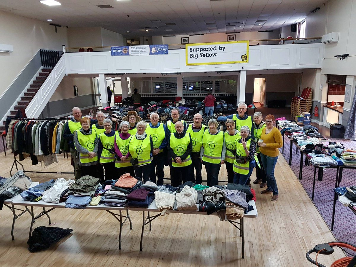 test Twitter Media - Huge thanks to all our friends at @Vobrotary for running another fantastic fundraising sale in #Cotgrave this year. We really appreciate your partnership guys thank you. 😀  #Rotary #community #Nottinghamshire #Support @Rotary https://t.co/Jc20DKOiZv