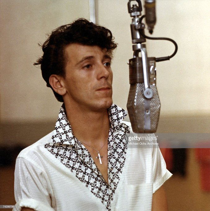 Happy Birthday Gene Vincent 1935 Gene Vincent and His Blue Caps