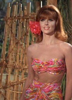 HAPPY BIRTHDAY GINGER!!  Tina Louise turns 85 today.