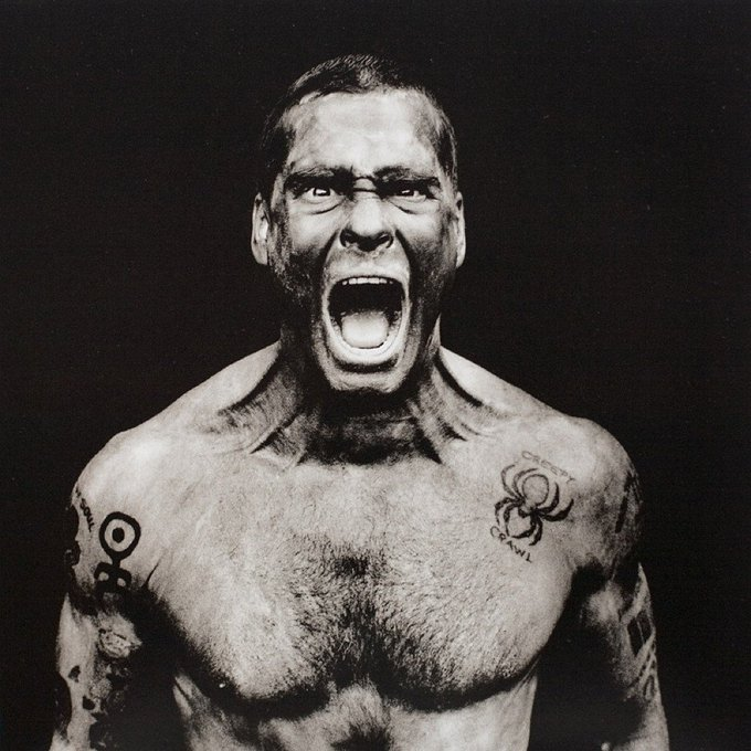 Happy 58th birthday Henry Rollins