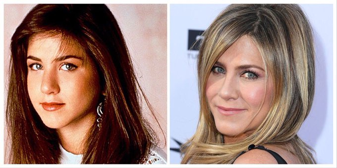 Happy 50th Birthday to Jennifer Aniston! She s as fabulous and beautiful as always!