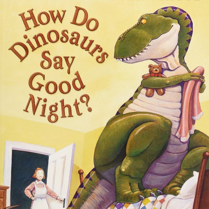 Happy Birthday to Jane Yolen who turns 80 today! Now we know how dinosaurs do a ton of different things.